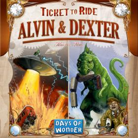 チケット・トゥ・ライド:アルヴィン&デクスター