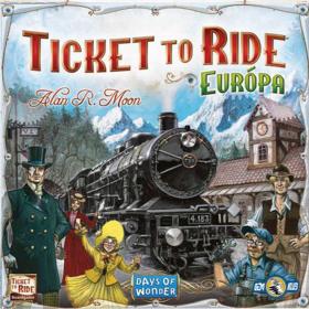 チケット・トゥ・ライド:ヨーロッパ
